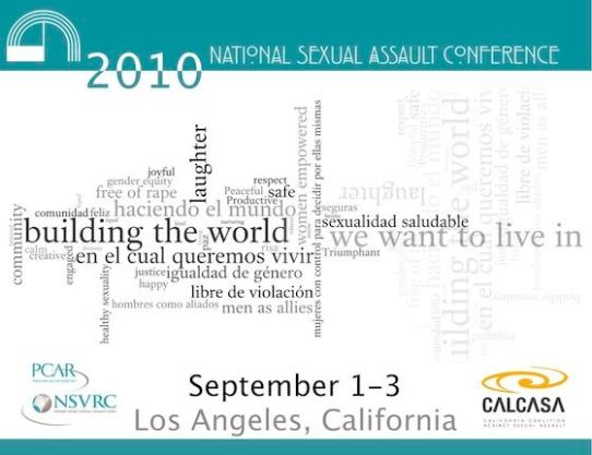 2010 National Sexual Assault Conference