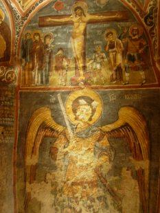 Iglesias en cuevas, Goreme, Capadocia
