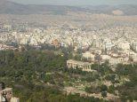 Vistas desde la Acrópolis