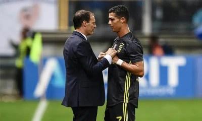 Allegri-Ronaldo-Juventus