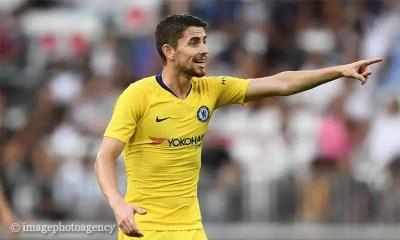 Jorginho-Chelsea