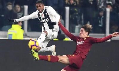 Douglas-Costa-Nicolo'-Zaniolo-Juvenuts-Roma