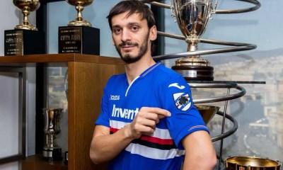 Manolo Gabbiadini ufficiale alla Sampdoria