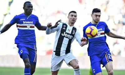 Cristiano-Ronaldo-Omar-Colley-Alex-Ferrari-Juventus-Sampdoria