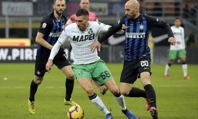 Bourabia Borja Valero Inter-Sassuolo