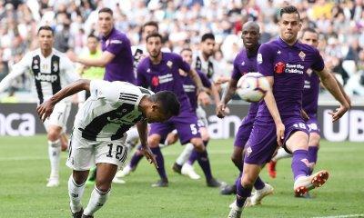 gol Alex Sandro Juventus
