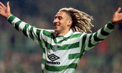 Henrik Larsson Celtic