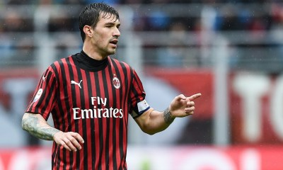 Alessio Romagnoli capitano Milan