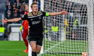 esultanza-gol-Matthijs-De-Ligt-Ajax