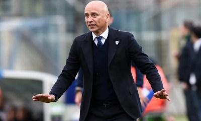 Eugenio Corini allenatore Brescia