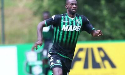 Pedro Obiang Sassuolo