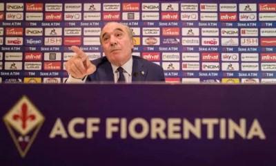 Rocco Commisso presidente Fiorentina