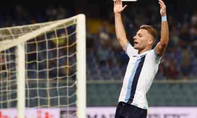 Sampdoria-Lazio serie A