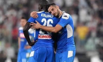 Kalidou Koulibaly-Kostas Manolas Napoli