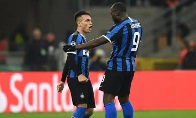 Romelu Lukaku-Lautaro Martinez Inter