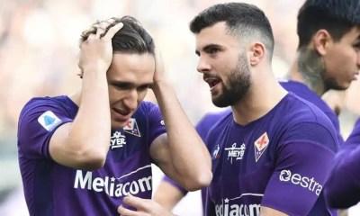 Fiorentina Federico Chiesa-Patrick Cutrone