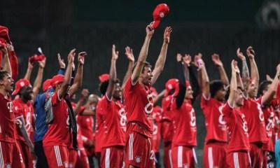 Esultanza Bayern Monaco Titolo