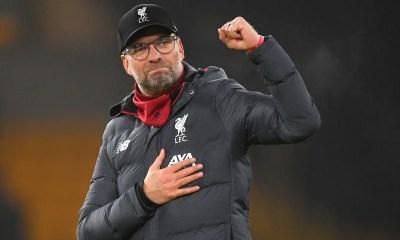 Esultanza Klopp Liverpool