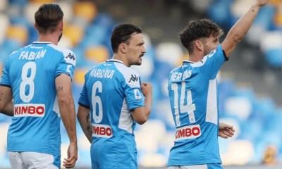 Fabian Ruiz Mario Rui Mertens Napoli