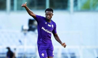 Christian Kouame' Fiorentina