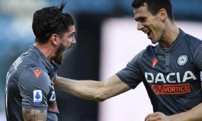 De Paul Lasagna Udinese