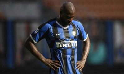 Delusione Romelu Lukaku Inter