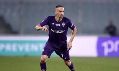 Franck Ribery Fiorentina