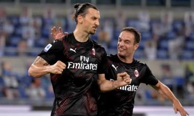 Ibrahimovic Bonaventura Milan