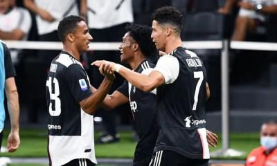 Ronaldo Danilo Cuadrado Juventus