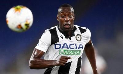 Stefano Okaka Udinese