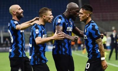 Valero Barella Lukaku Martinez Inter