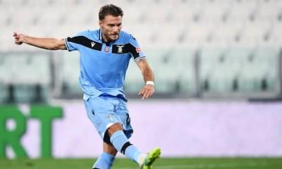 gol Ciro Immobile Lazio