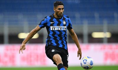 Achraf Hakimi Inter