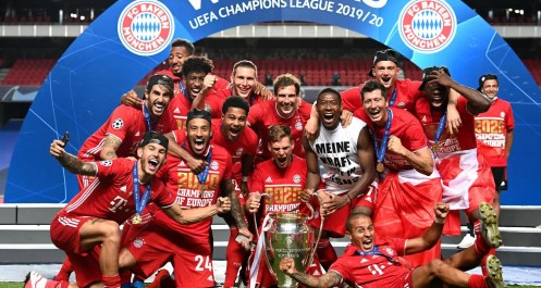 Bayern Monaco Vittoria Champions League 2019-20