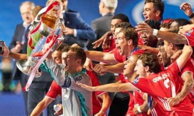 Bayern Monaco campion d'Europa 2019 2020