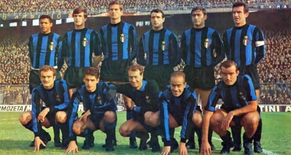 Rosa Inter Coppa dei Campioni 1966-67