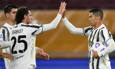 Rabiot Ronaldo Juventus