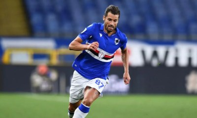 Sampdoria Antonio Candreva