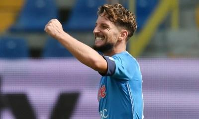 esultanza gol Dries Mertens Napoli settembre 2020