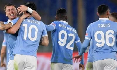 Giocatori Lazio