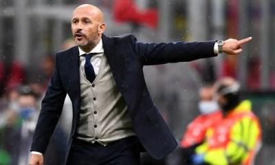 Vincenzo Italiano allenatore Spezia