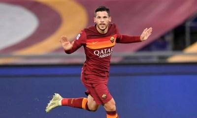 esultanza gol Carles Perez Roma