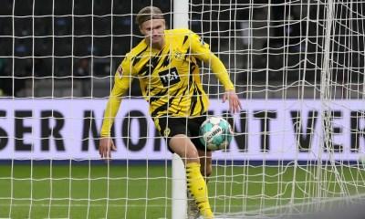Erling Haaland Borussia Dortmund Bundesliga