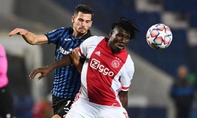 Remo Freuler-Lassina Traore' Atalanta-Ajax