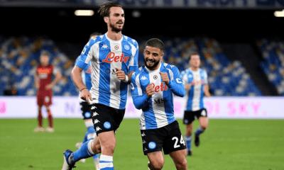 Fabian Ruiz-Insigne Napoli