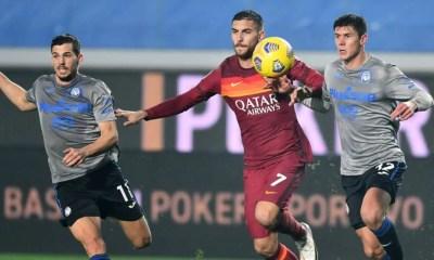 Lorenzo Pellegrini-Remo Freuler-Mattia Pessina Atalanta-Roma