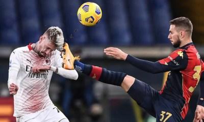 Marko Pjaca-Samuel Castillejo Genoa-Milan