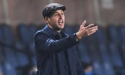 Paulo Fonseca allenatore Roma