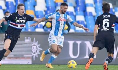 Politano Napoli-Sampdoria