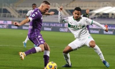 Ribery Fiorentina-Sassuolo